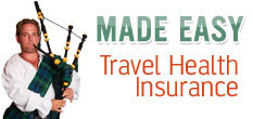 Made Easy - Travel Health Insurance