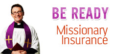 Be Ready - Missionary Insurance