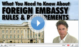 What everyone needs to know about European Union embassies rules Image